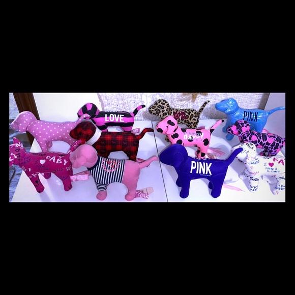 Victoria Secret Pink Dogs 🐶